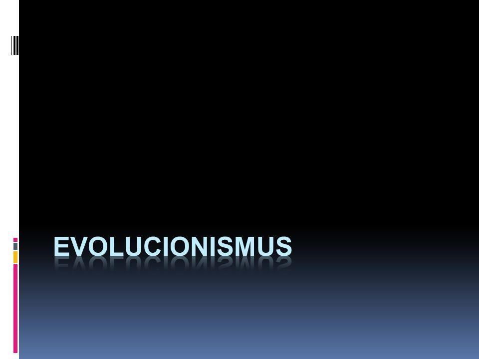 evolucionismus