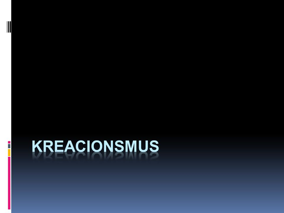 kreacionsmus