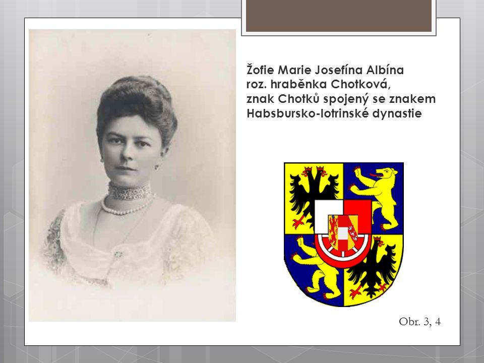 Žofie Marie Josefína Albína