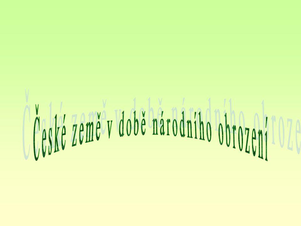 České země v době národního obrození