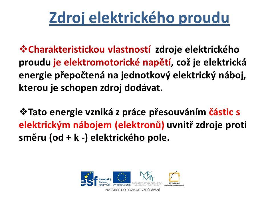 Zdroj elektrického proudu