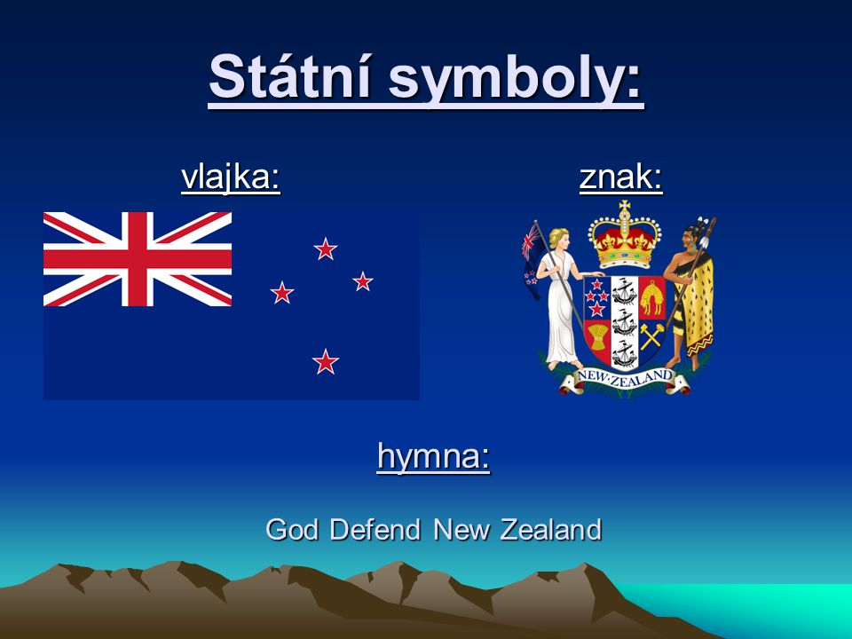 hymna: God Defend New Zealand