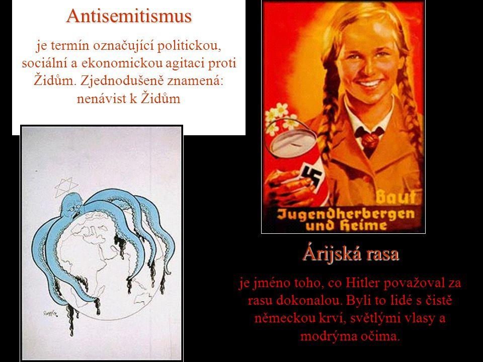 Antisemitismus Árijská rasa