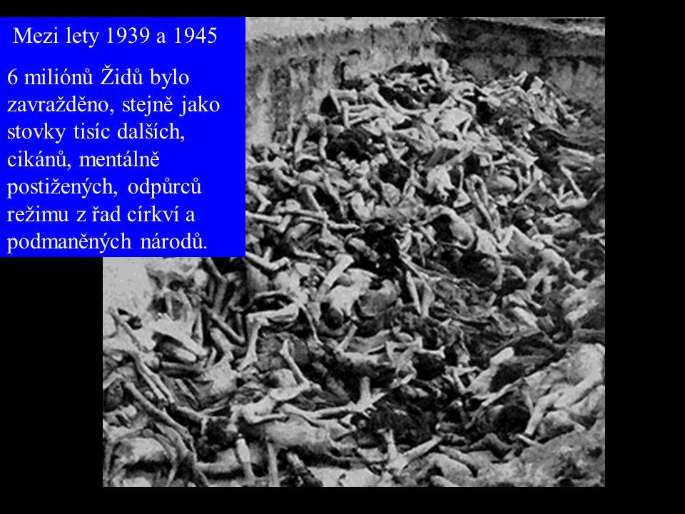 Mezi lety 1939 a 1945