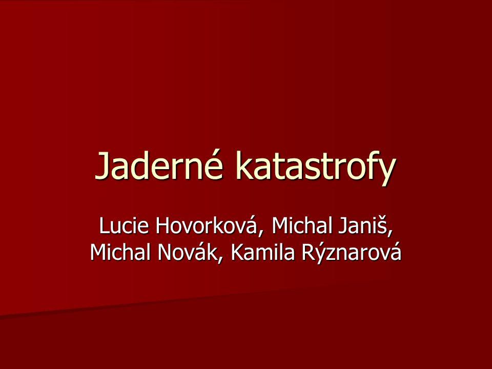 Lucie Hovorková, Michal Janiš, Michal Novák, Kamila Rýznarová