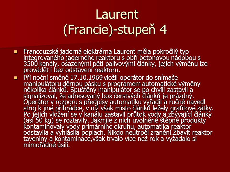Laurent (Francie)-stupeň 4