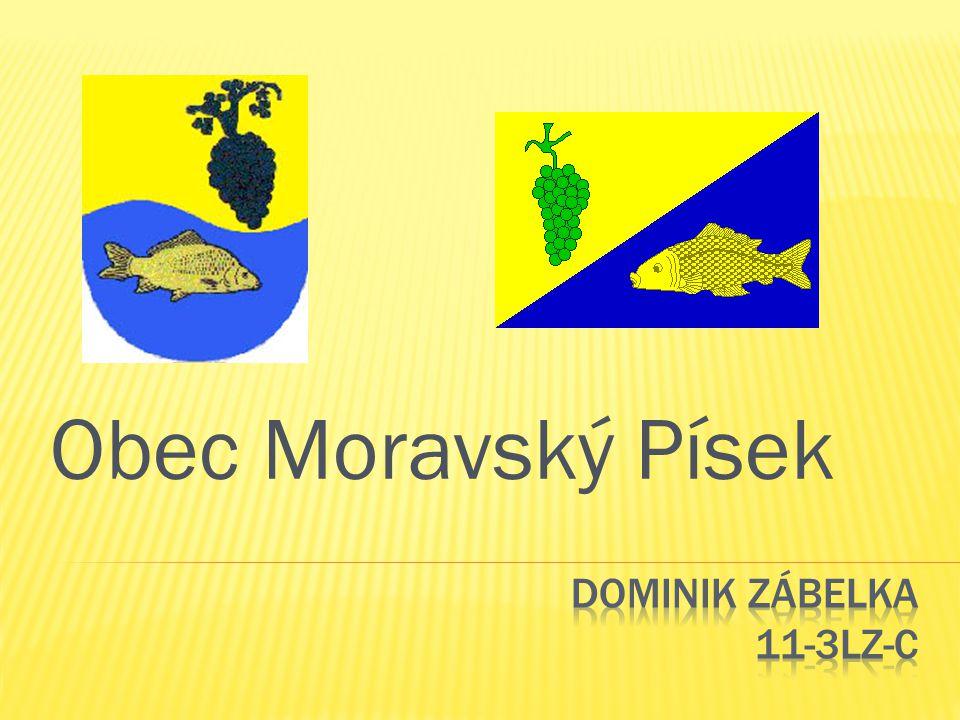 Obec Moravský Písek Dominik Zábelka 11-3lz-c
