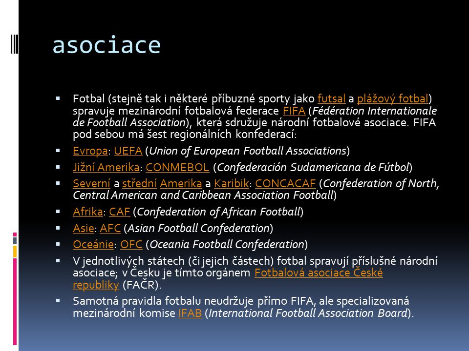 asociace