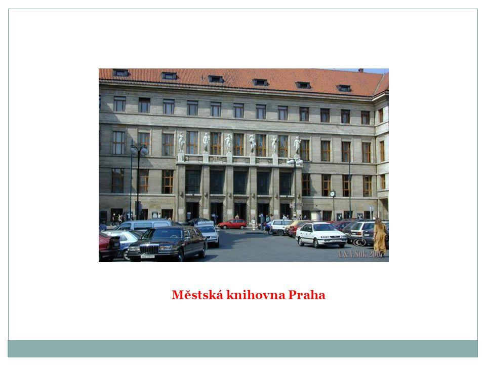 Městská knihovna Praha