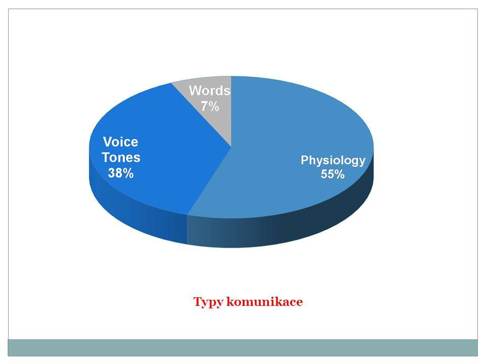Typy komunikace