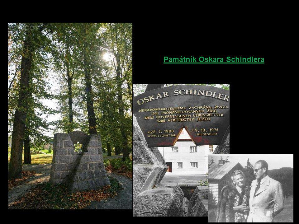 Památník Oskara Schindlera