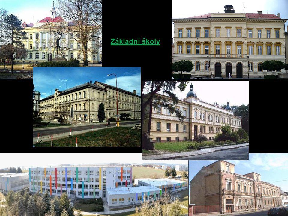 Základní školy