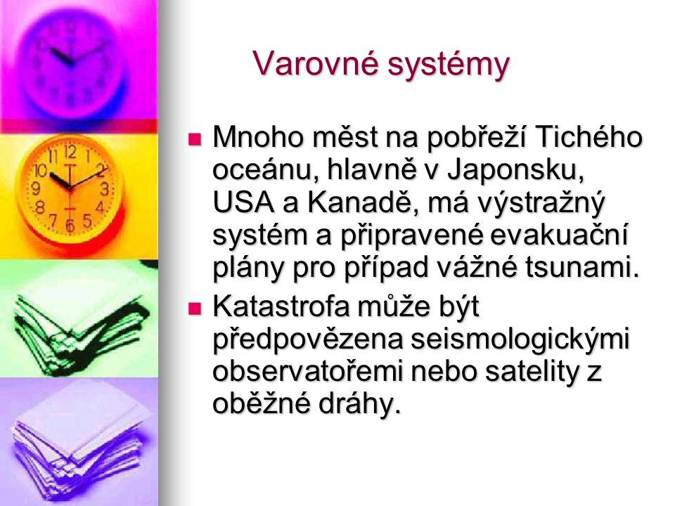 Varovné systémy