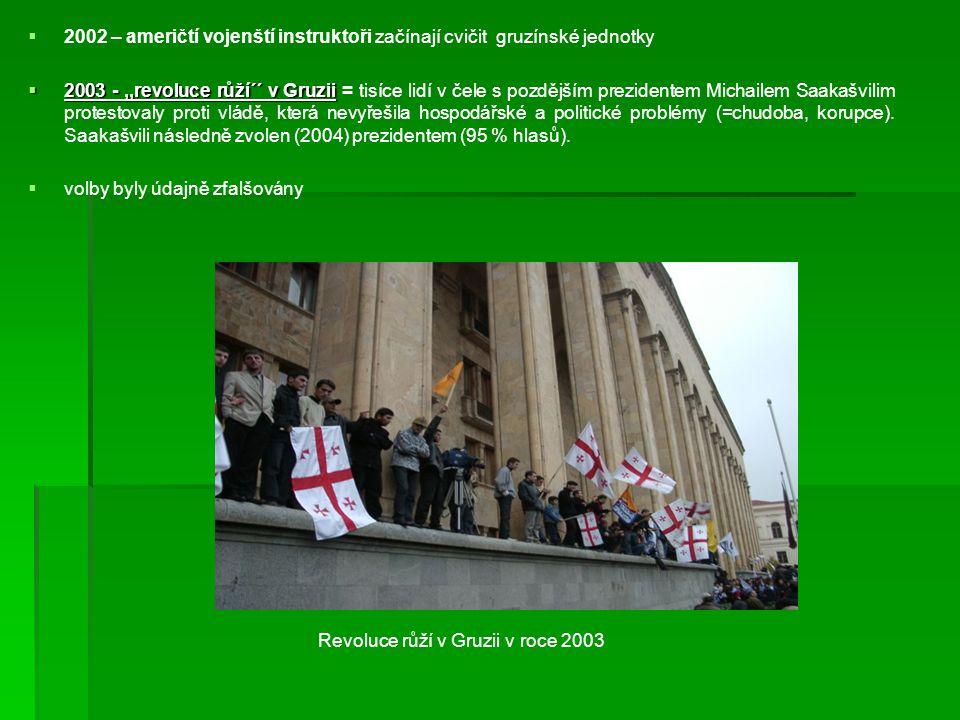 Revoluce růží v Gruzii v roce 2003