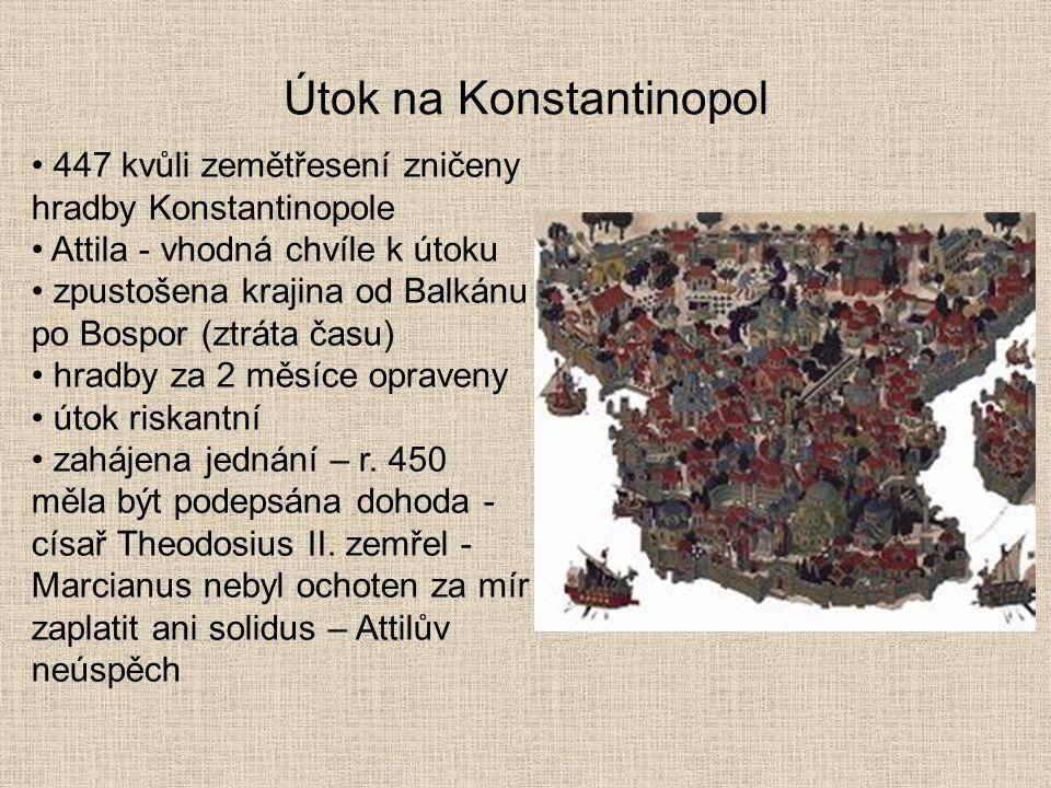 Útok na Konstantinopol