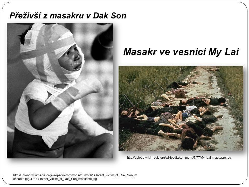 Masakr ve vesnici My Lai