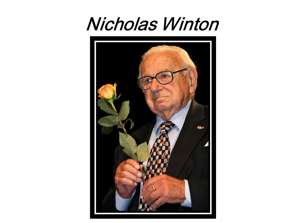 Nicholas Winton