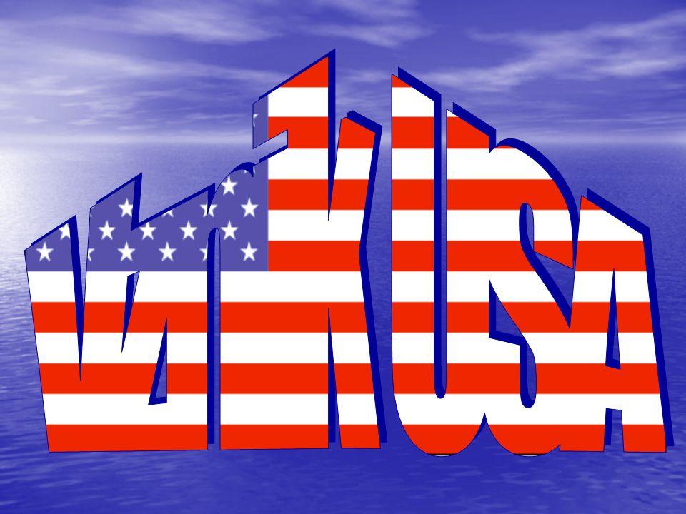 Vznik USA