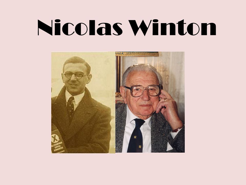 Nicolas Winton