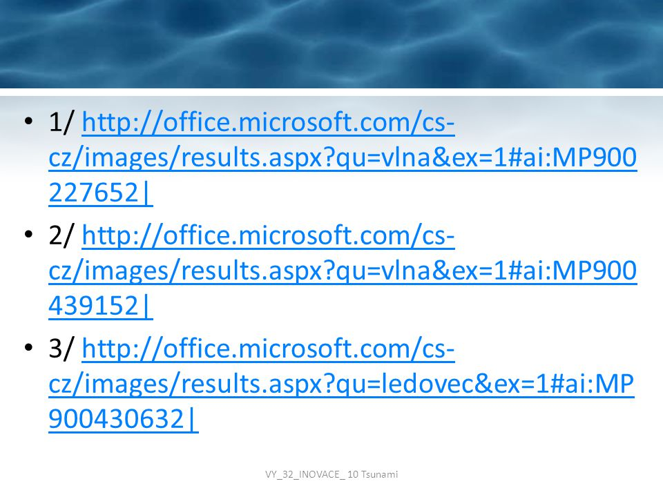 1/ http://office. microsoft. com/cs-cz/images/results. aspx