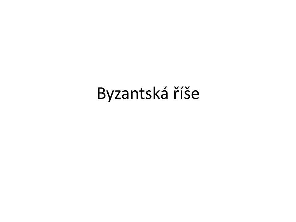 Byzantská říše
