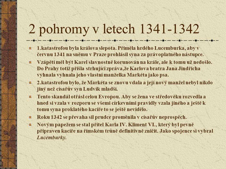 2 pohromy v letech 1341-1342