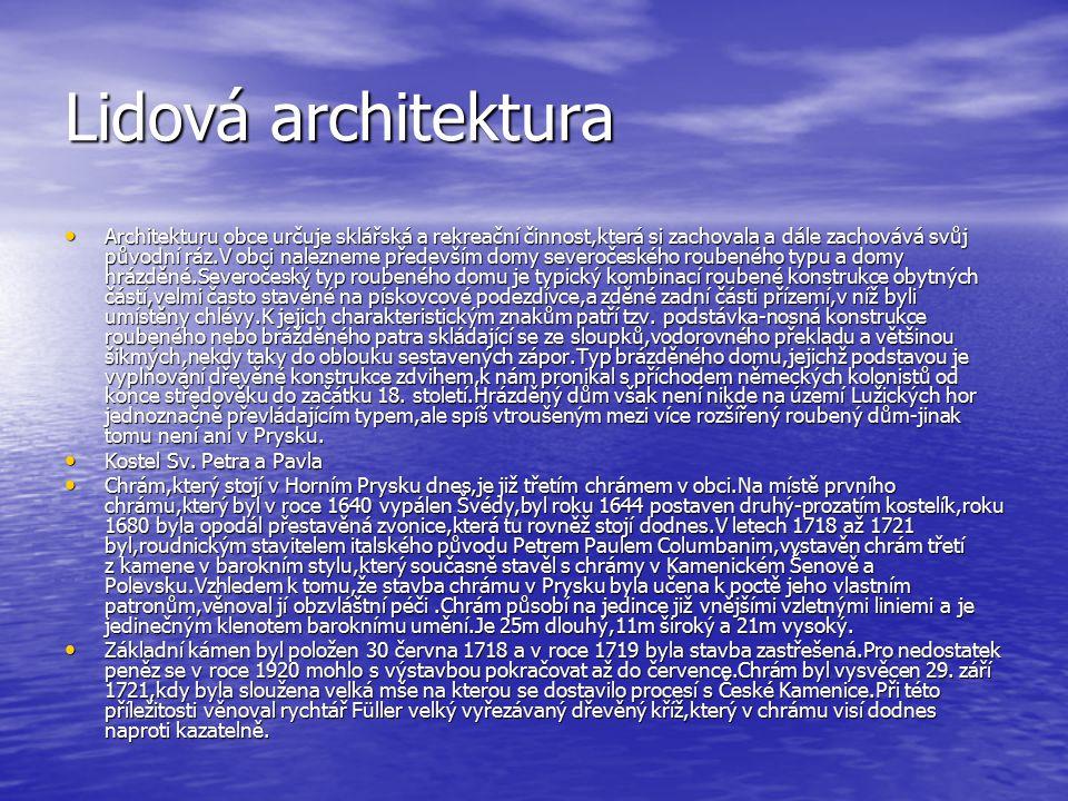 Lidová architektura