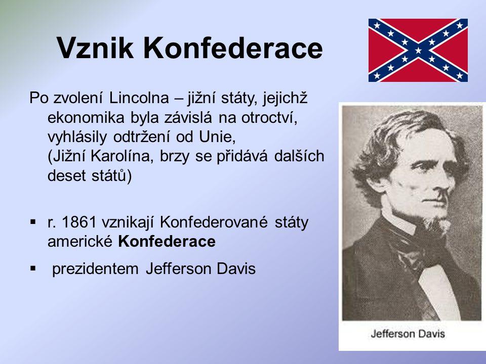 Vznik Konfederace