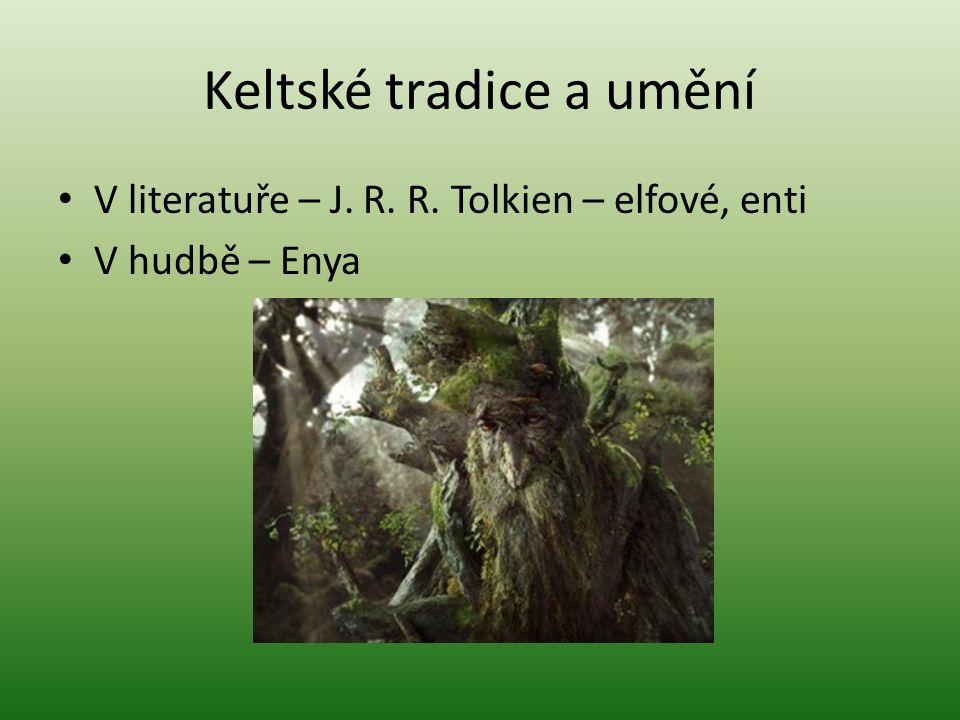 Keltské tradice a umění