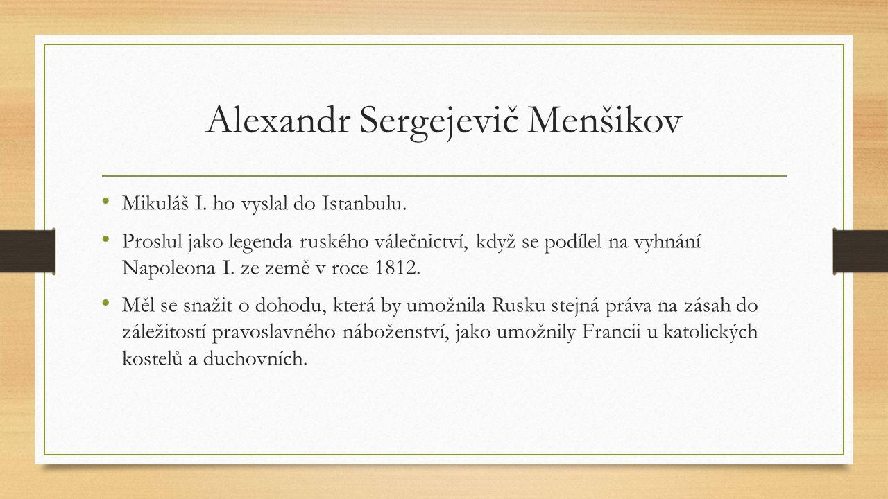 Alexandr Sergejevič Menšikov