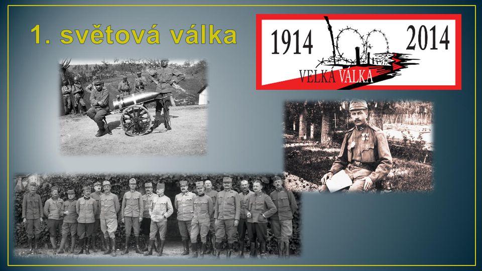 1. světová válka