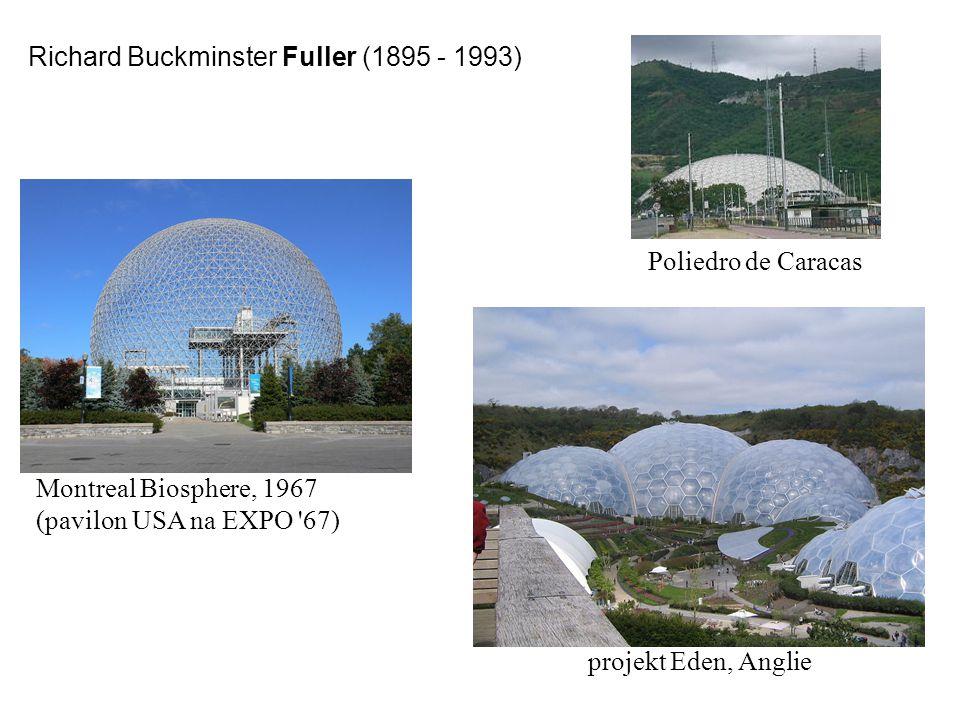 Richard Buckminster Fuller (1895 - 1993)