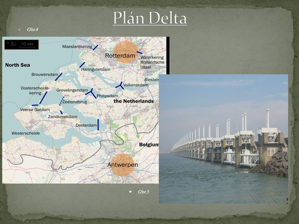Plán Delta Obr.4 Obr.5