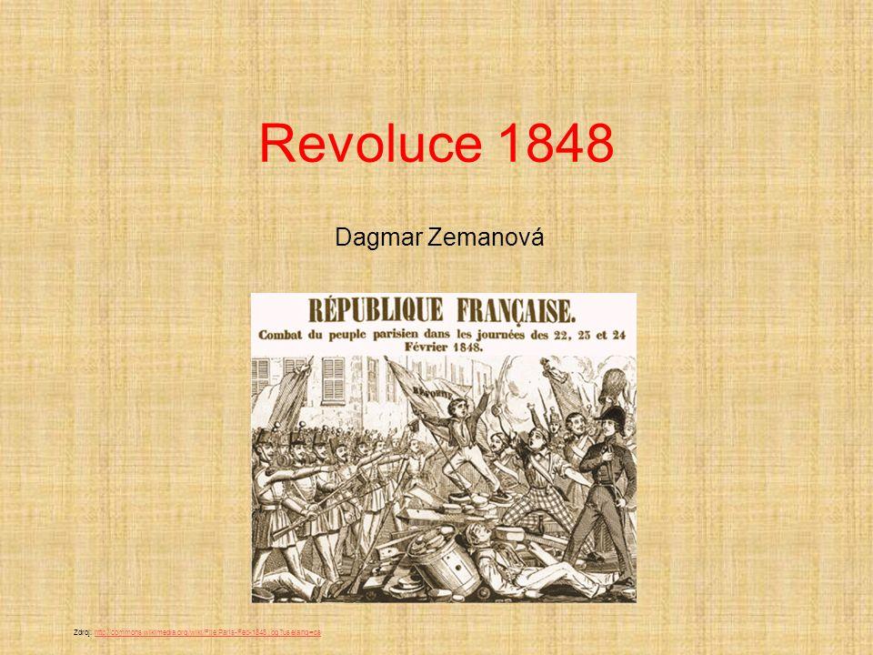 Revoluce 1848 Dagmar Zemanová