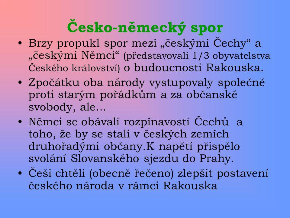 Česko-německý spor