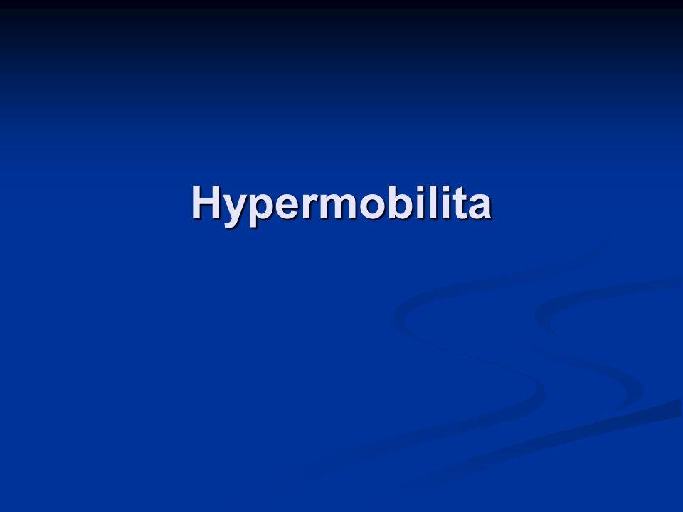 Hypermobilita