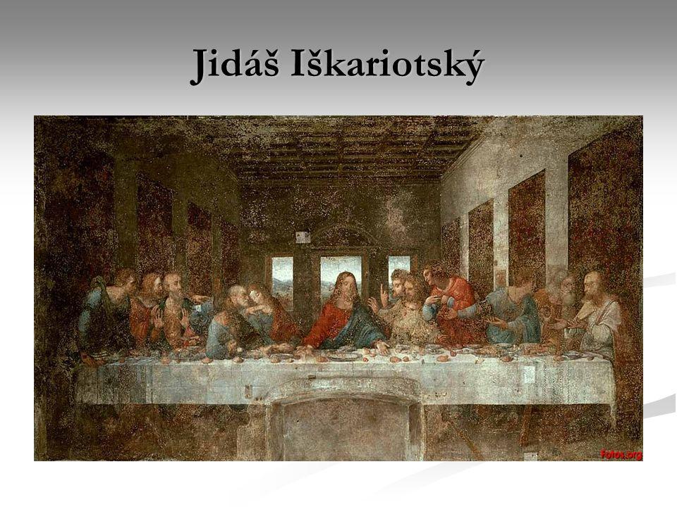 Jidáš Iškariotský
