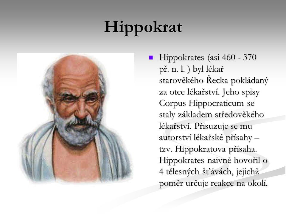 Hippokrat