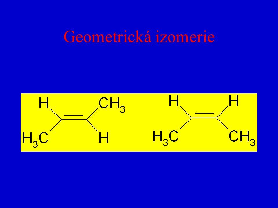 Geometrická izomerie