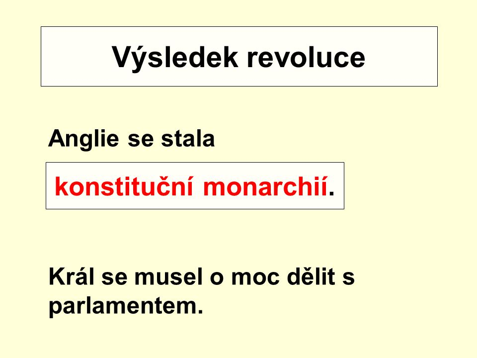 konstituční monarchií.