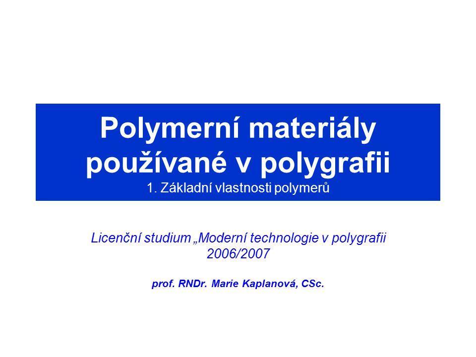 prof. RNDr. Marie Kaplanová, CSc.