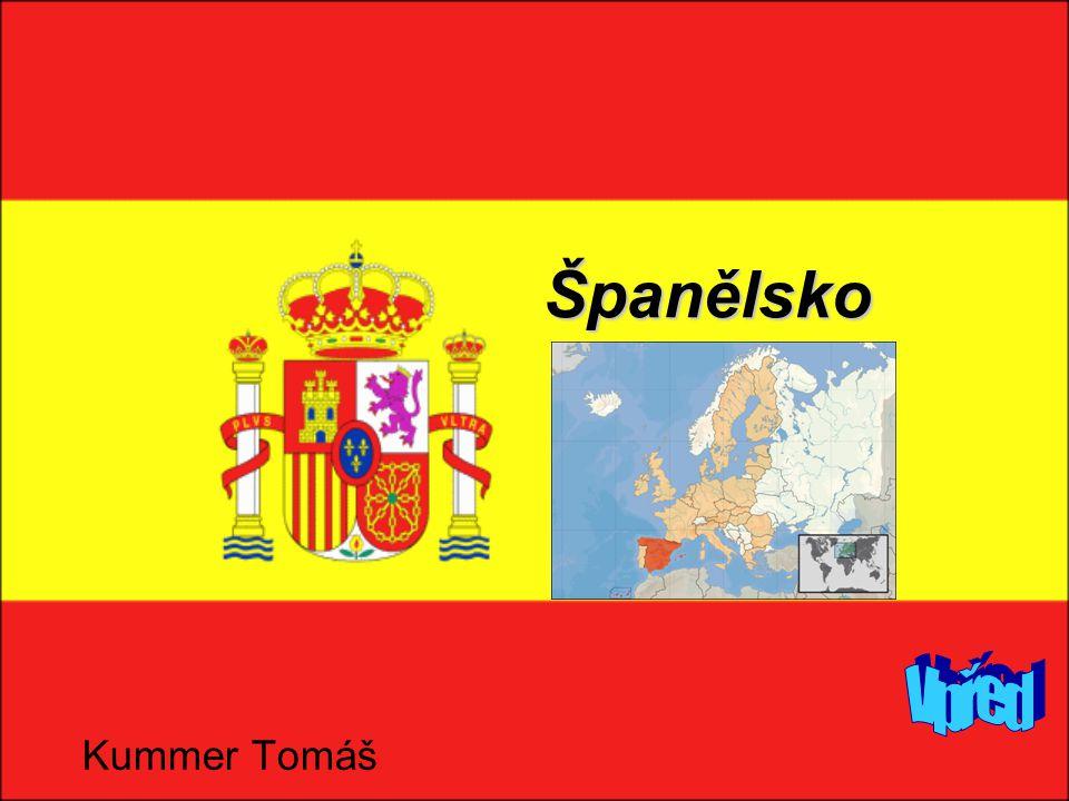 Španělsko Vpřed Kummer Tomáš