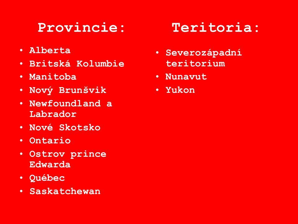 Provincie: Teritoria:
