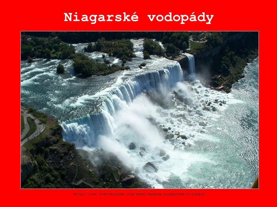 Niagarské vodopády http://www.svetnadosah.com/zeme/kanada/niagarske-vodopady