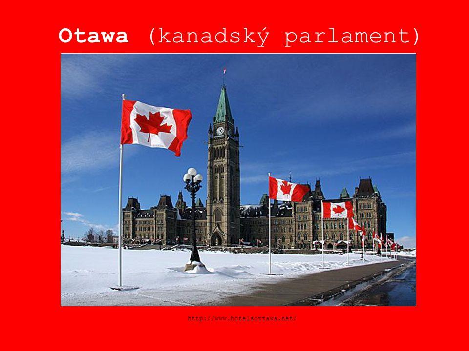 Otawa (kanadský parlament)