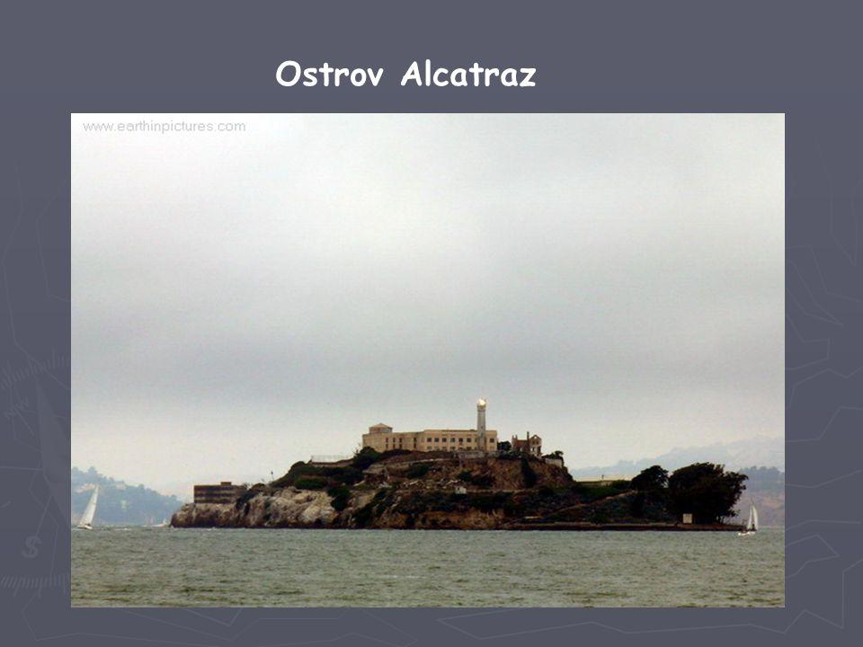 Ostrov Alcatraz