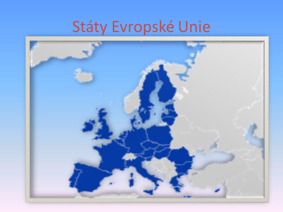 Státy Evropské Unie