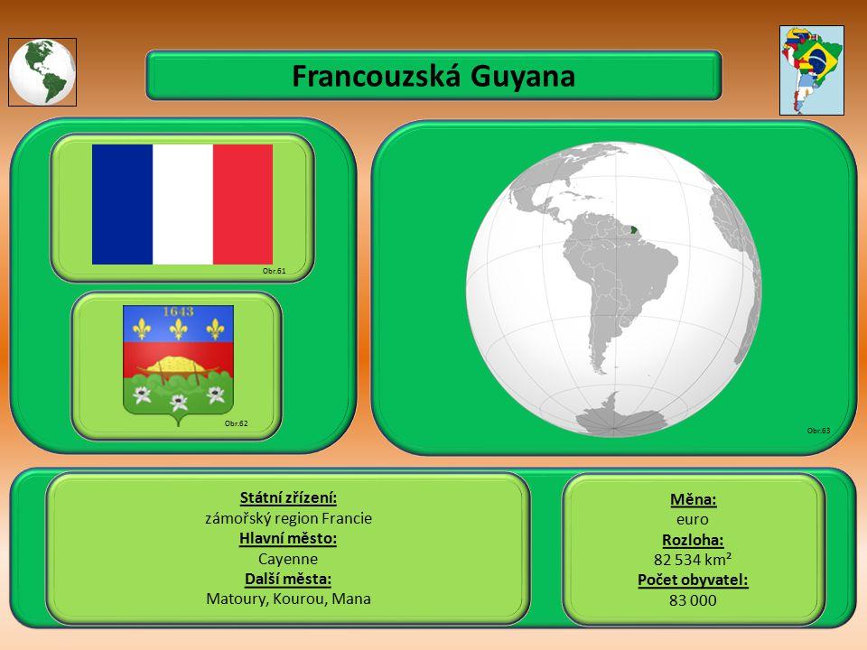 zámořský region Francie