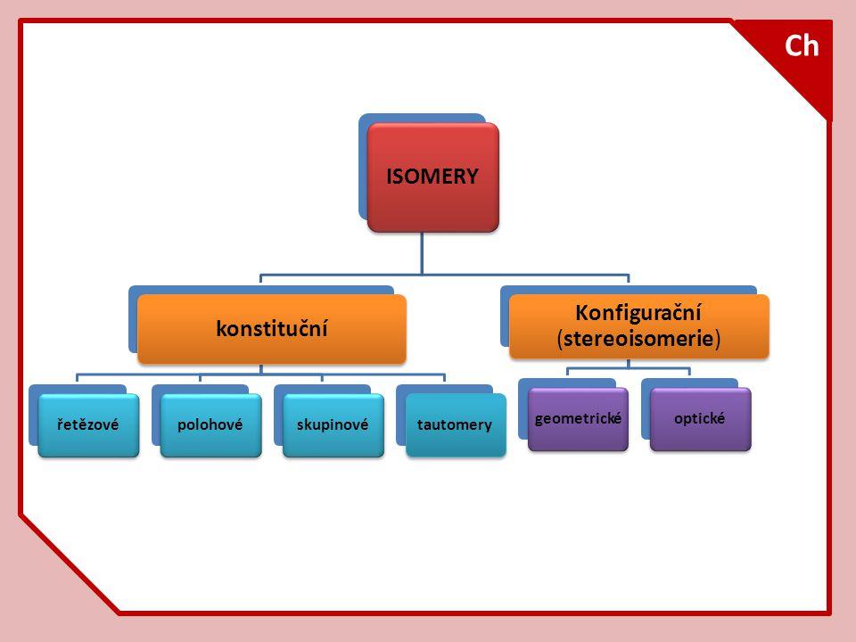 Konfigurační (stereoisomerie)