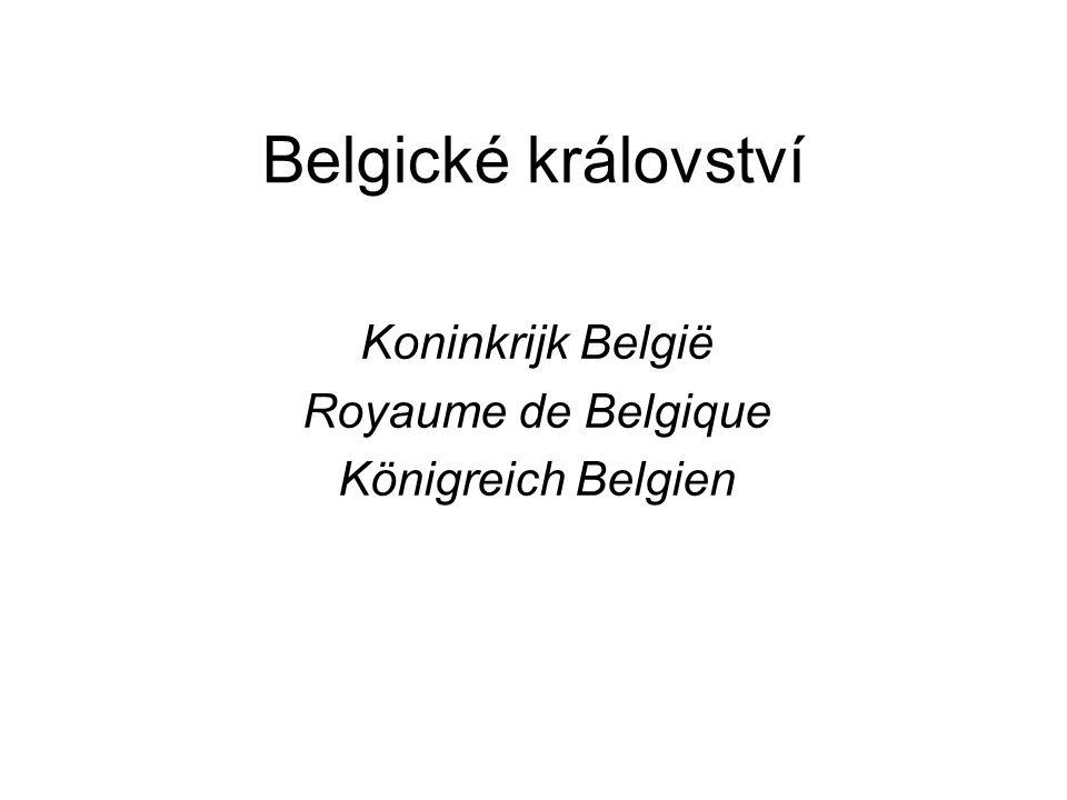 Koninkrijk België Royaume de Belgique Königreich Belgien